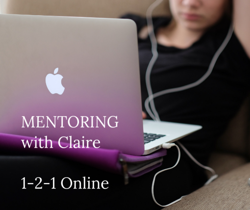 Mentoring with Claire Elliott Online