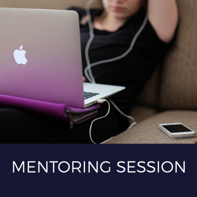 1-2-1 Online Mentoring Session