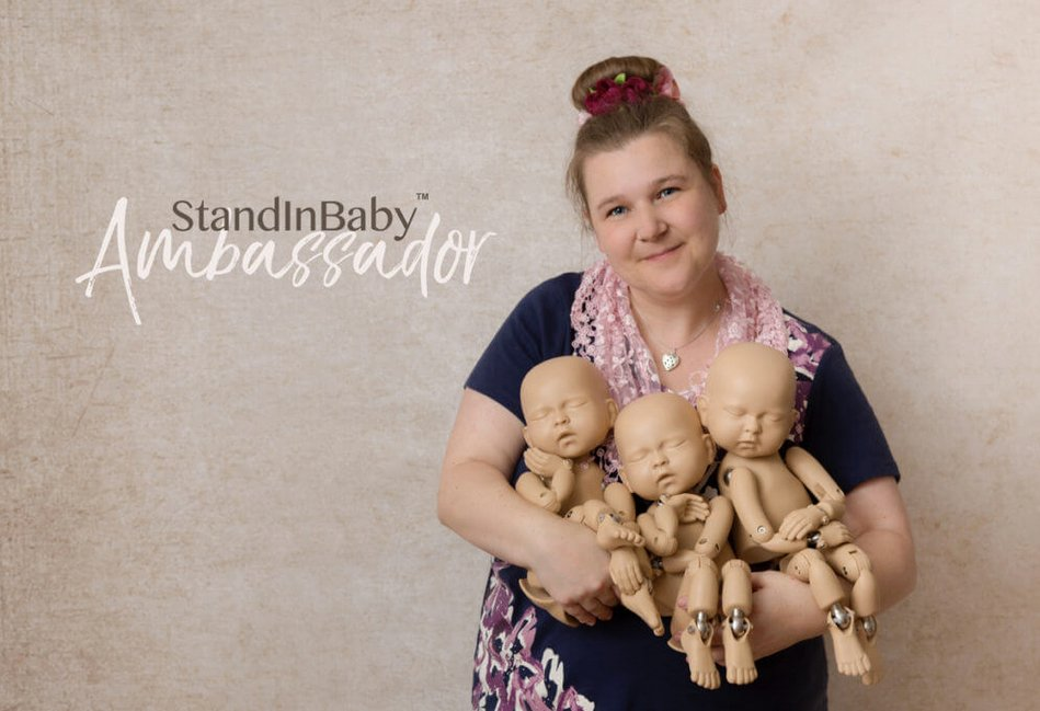 StandIn Baby (SIB) Available for Rental